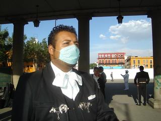 Masked mariachi
