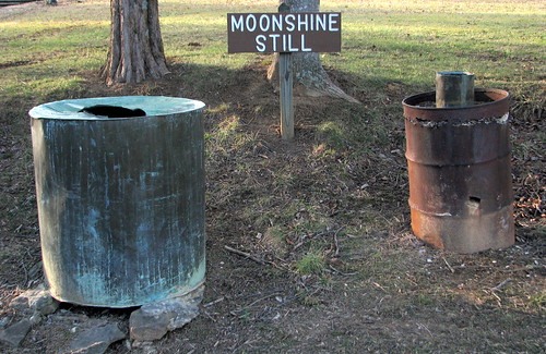 Alvin York's Moonshine Still?