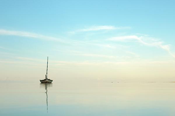minimal seascape...