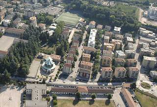 san bartolomeo quartiere di Trento