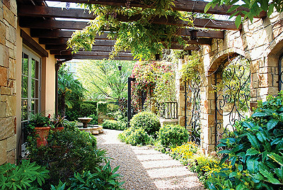 Backyard covered patios - Tuscan Garden Explore Decorology S Photos On Flickr Decor