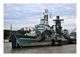 Visit the Marine Museum of HMS Belfast - Things to do in London