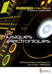 Les musiques électroniques by Thierry B