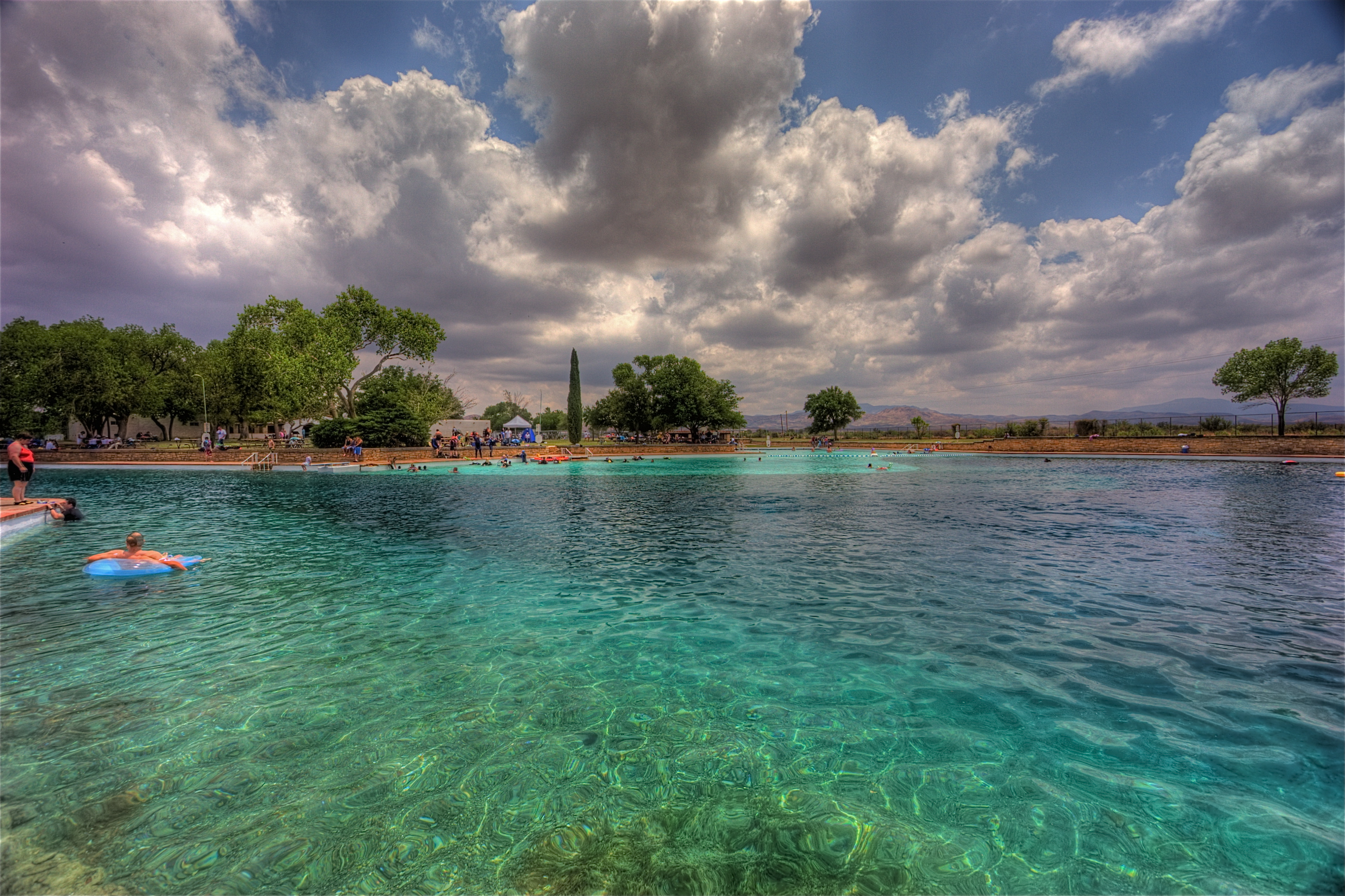 Clearest Water In The World Balmorhea State Park Flickr Photo Sharing