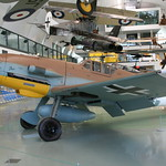 Me-109G - Royal Air Force Museum - 2009-06-02 (077)