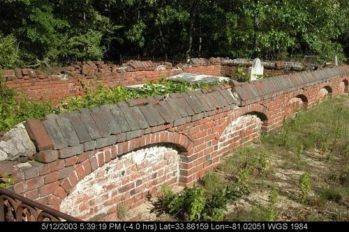 sc cemetery geotagged calhouncounty geigercemetery geo:lat=3386159 geo:lon=8102051