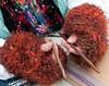 Muffatees & Handmade Crochet Hooks