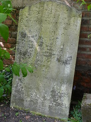The grave of Ralph Bullock P1450863