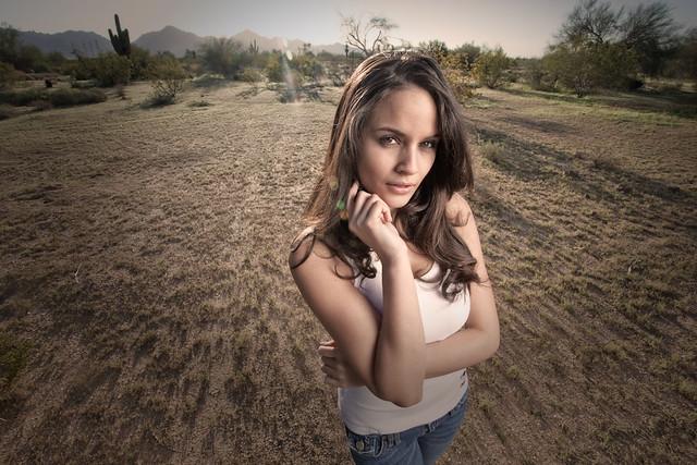 Jerry OConnor - Caterina in the Desert