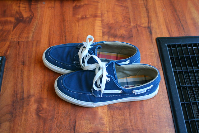 Boat Shoes With White Pants
