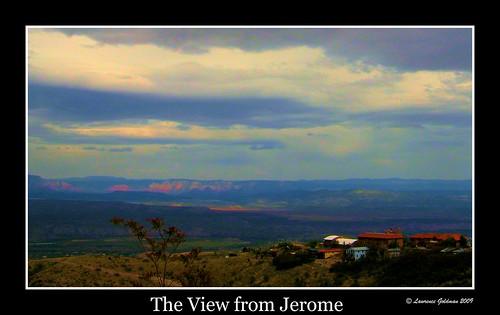 arizona sky clouds scenic vistas jeromearizona