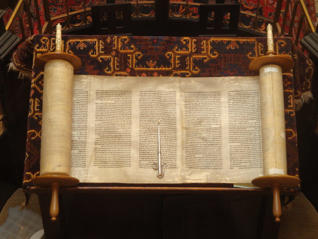 Torah from Flickr via Wylio