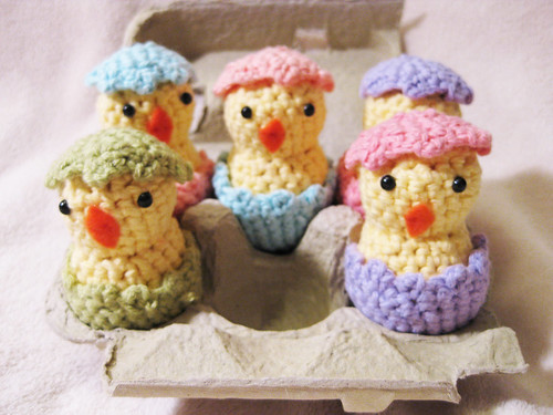 easter chick pattern - photo #10