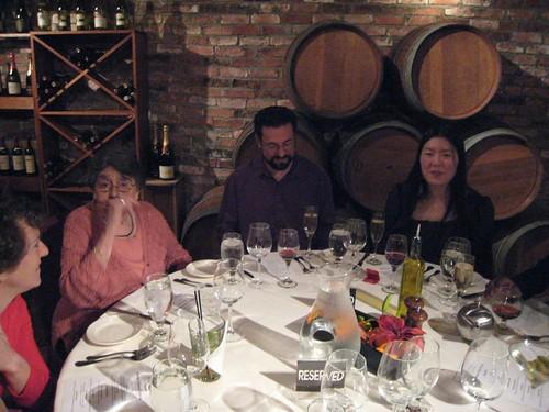 John Steinberg's Birthday Party, Kuleto's T… IMG_7847