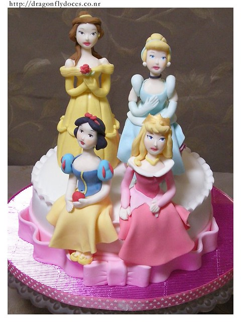 Princess Cake / Bolos Princesas