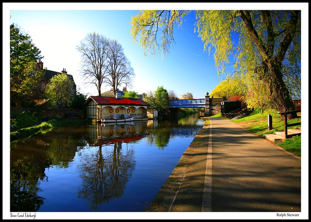 Union Canal Edinburgh