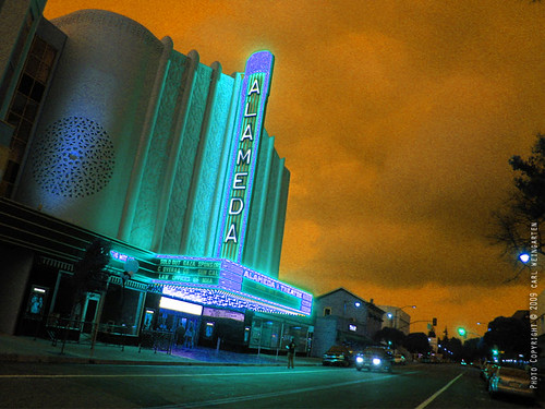 Alameda Theater Opening Week