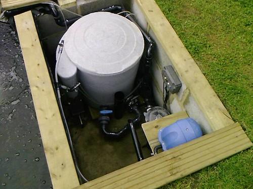 Nexus eazy pod pond equipment forum pond life for Nexus pond filter setup