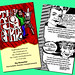 The Easel Empire -- Biz Card back & front by royblumenthal