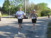 at about 7 k into the race