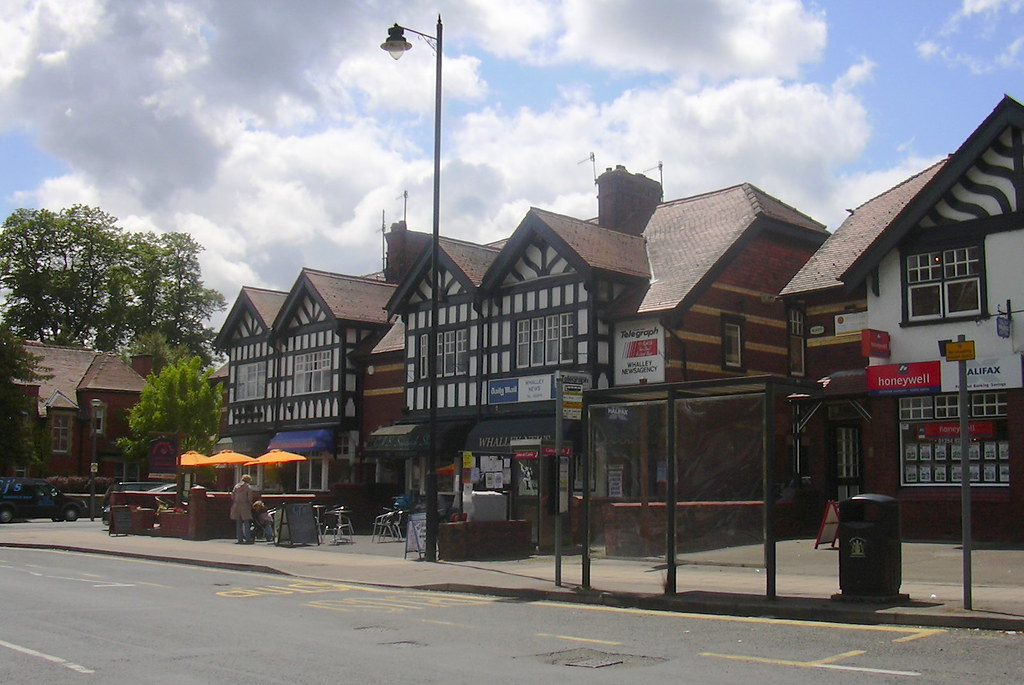 King Street, Whalley, Lancashire