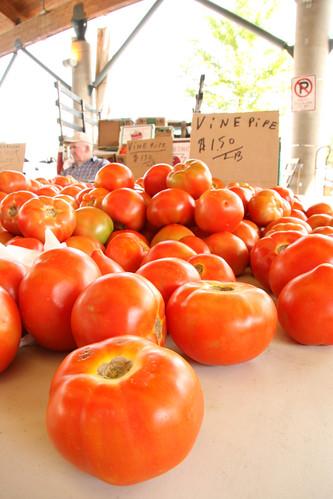Farmer's Market Tomatoes