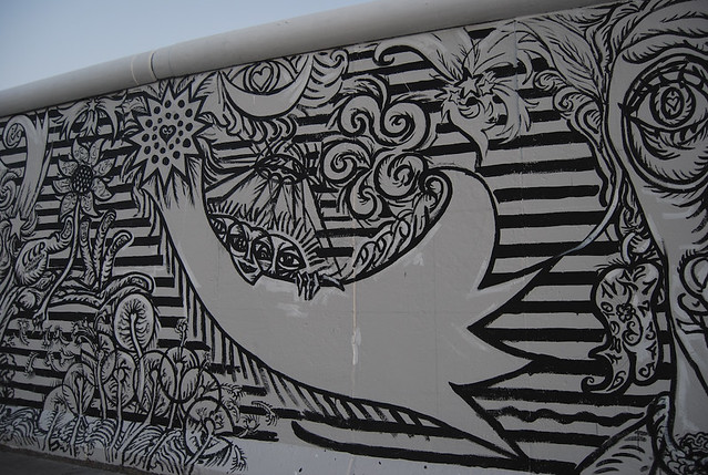 Black And White Mural Part 46