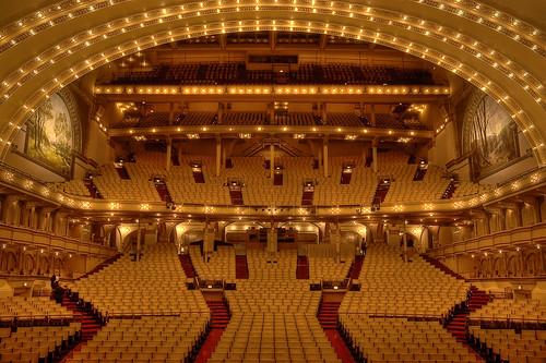 Auditorium Theatre Chicago Venue Hdr A Photo On