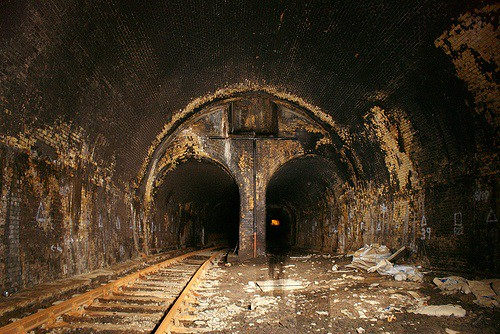 Disused Railway Tunnels A Gallery On Flickr