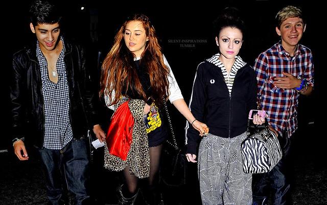 Crackship ¬ Zayn Malik + Miley Cyrus (and Chiall)