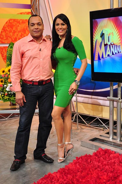 Carolyne Aquino y Jary Ramirez