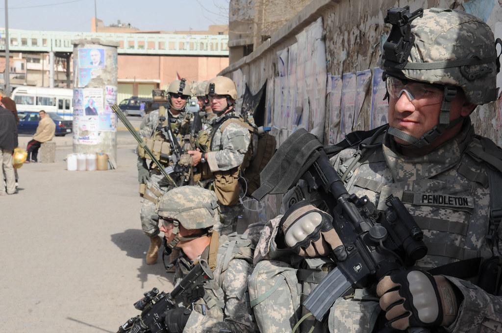 Eastern Baghdad