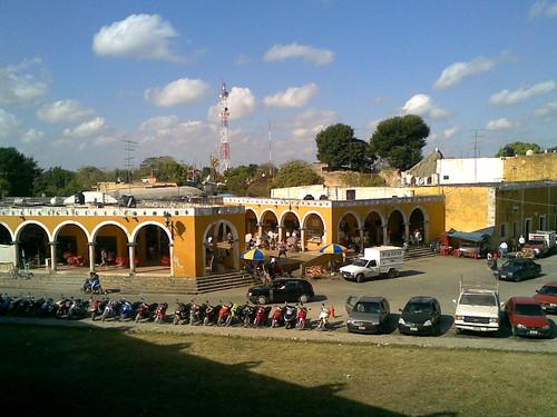 Mercado de Izamal