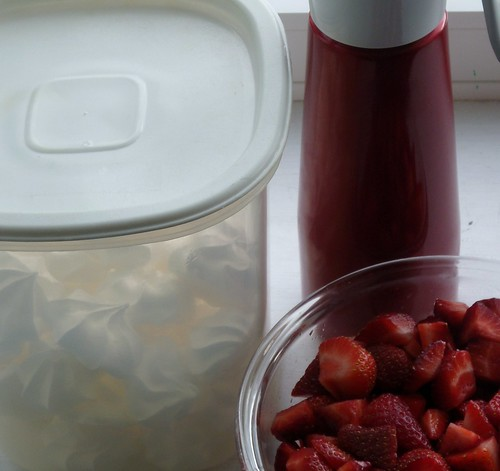 Eton Mess Ingredients