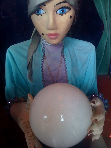 Coin-operated Fortune-Teller