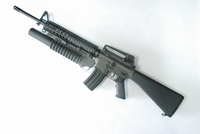 D-Boys M16A4 Full Meta...