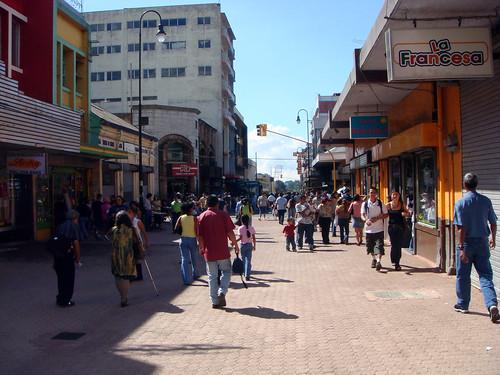 30h San Jose - Avenida Central - Paseo Colon