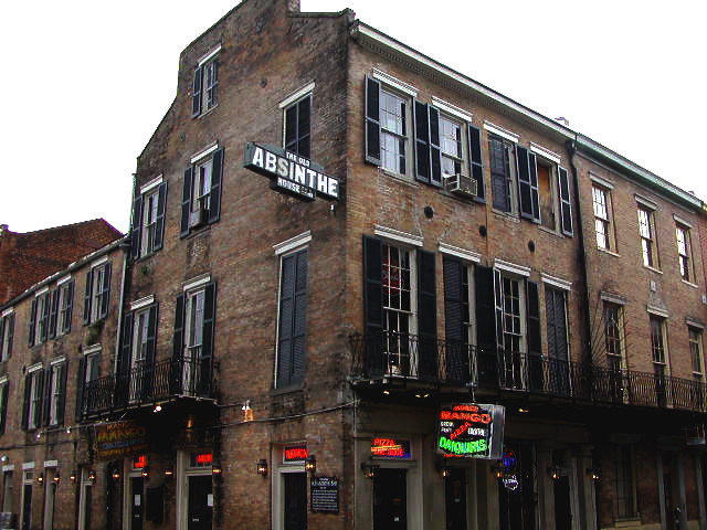 Old Absinthe House, New Orleans LA | Taken a few years ago ...
