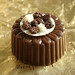 Miniature Chocolate Plate