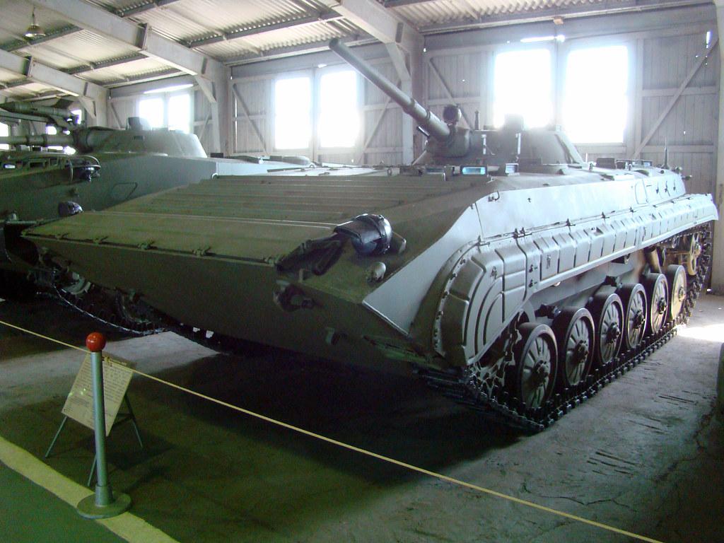 БМП-1 обр. 1965 года (Объект 765)