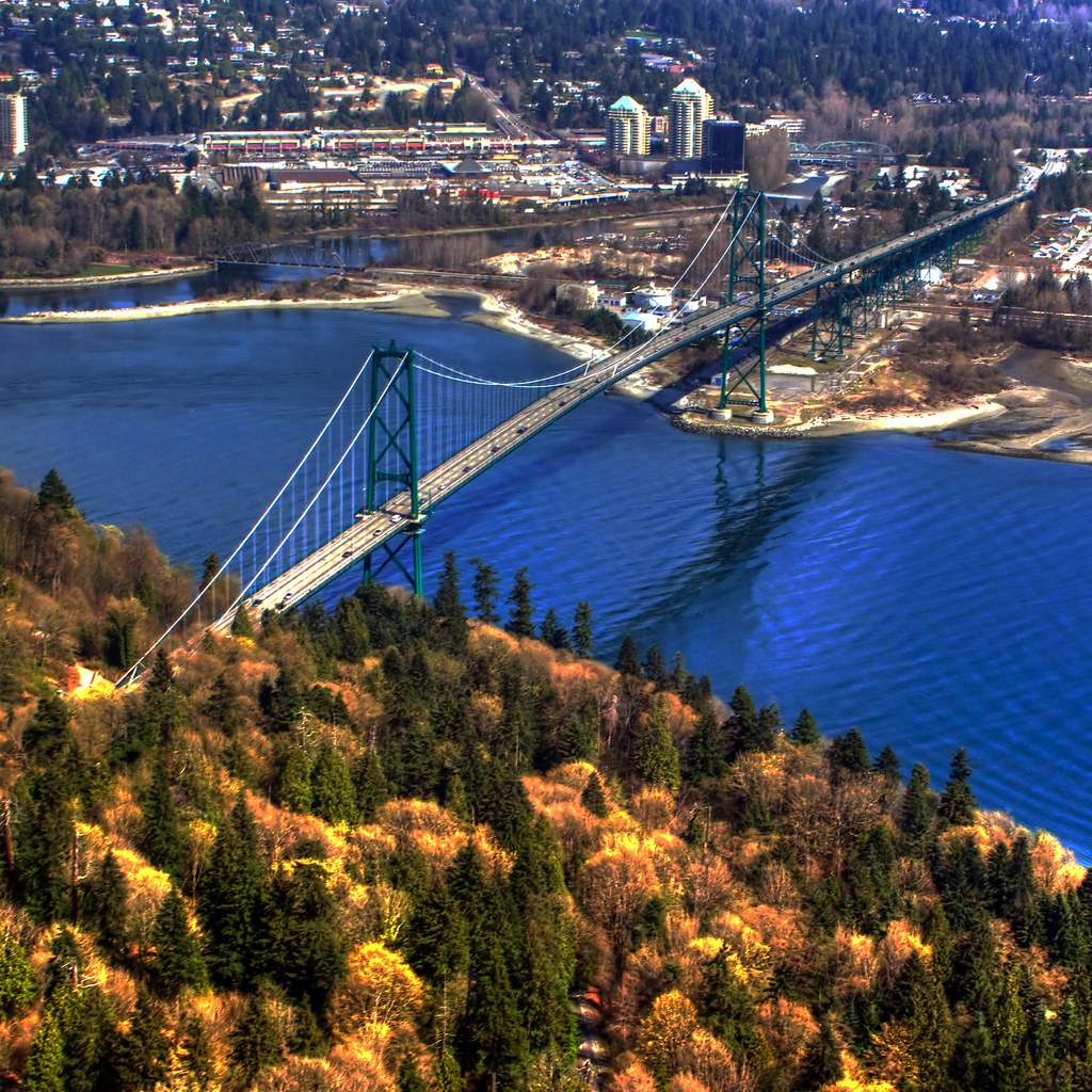Lions' Gate Bridge