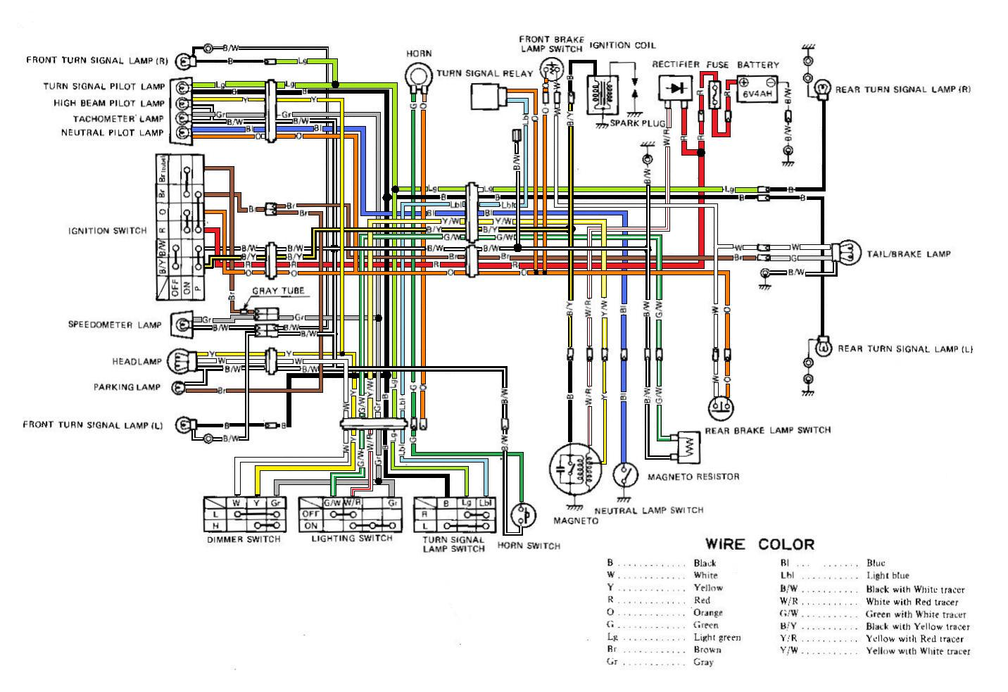 Suzuki Gt500 Wiring Diagram Trusted Diagrams Carry T500 U2022 Electrical For Motorcycles