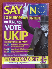 UKIP election propaganda