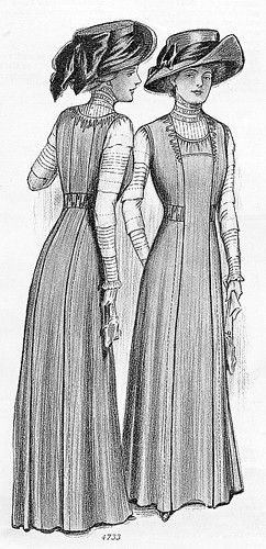 September 1909 Fashion