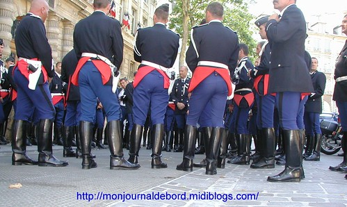 Groupement Motocycliste Gendarmerie 1