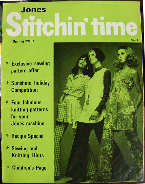 Stitchin' time 1969 Spring