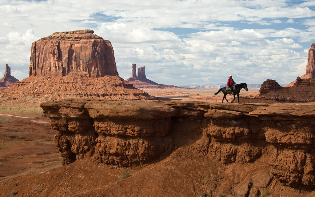 John Ford's Point - Monument Valley, Utah