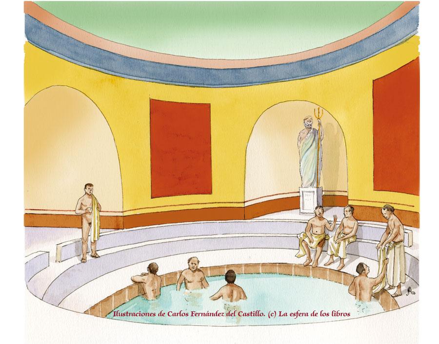 Baños Romanos Luisiana ~ Dikidu.com