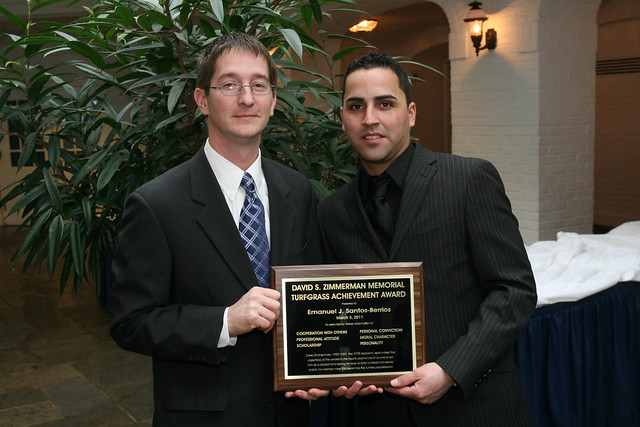 2011 Zimmerman Award
