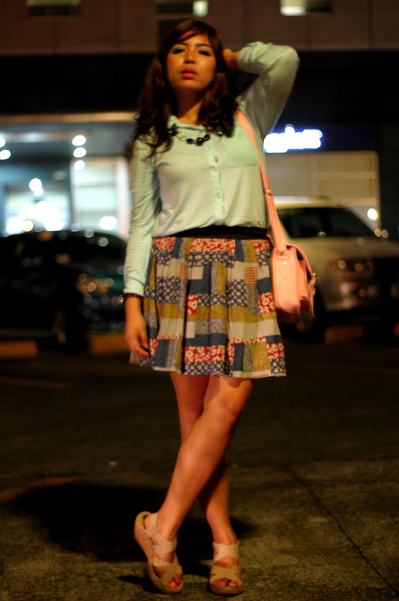 Sai Montes fashion blogger in manila philippines